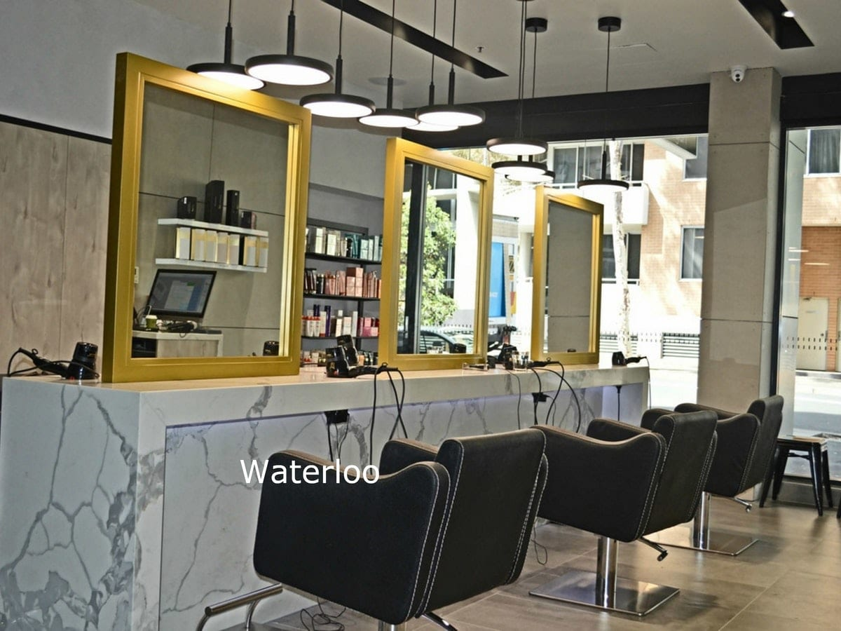 Hairdresser in Waterloo for man and Women